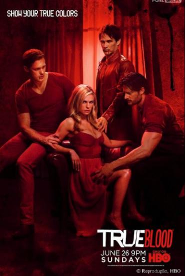 Cole??o Digital True Blood Todas Temporadas Completo Dublado