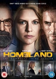 Cole??o Digital Homeland Todas Temporadas Completo Dublado