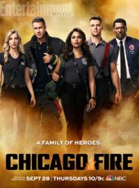 Cole??o Digital Chicago Fire Todas Temporadas Completo Dublado