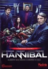 Cole??o Digital Hannibal Todas Temporadas Completo Dublado