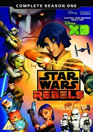 Cole??o Digital Star Wars Rebels Todos Epis?dios Completo Dublado