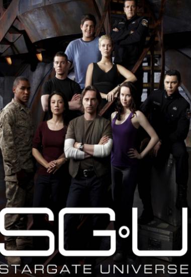 Coleção Digital Stargate Universe Todas Temporadas Completo