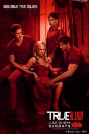 Cole??o Digital True Blood Todas Temporadas Completo Dublado