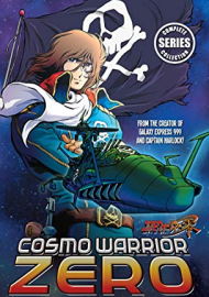 Cole??o Digital Cosmo Warrior Zero Todos Epis?dios Completo Dublado
