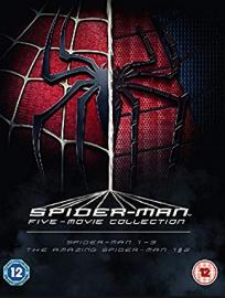 Cole??o Digital Homem-Aranha Todos os Filmes Completo Dublado