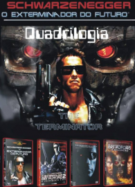 Cole??o Digital O Exterminador do Futuro Todos os Filmes Dublado