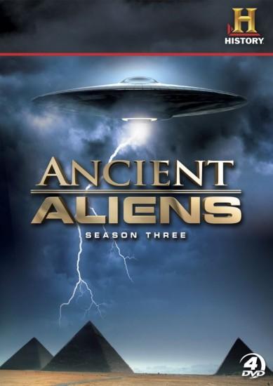 Coleção Digital Alienígenas do Passado Todas Temporadas Completo