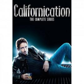 Cole??o Digital Californication Todas Temporadas Completo Dublado