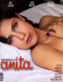 Coleção Digital Presença de Anita Todas Temporadas Completo Dublado