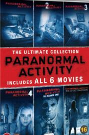 Cole??o Digital Atividade Paranormal Todos os Filmes Completo Dublado