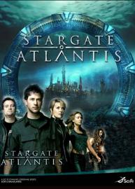 Coleção Digital Stargate Atlantis Todas Temporadas Completo Dublado