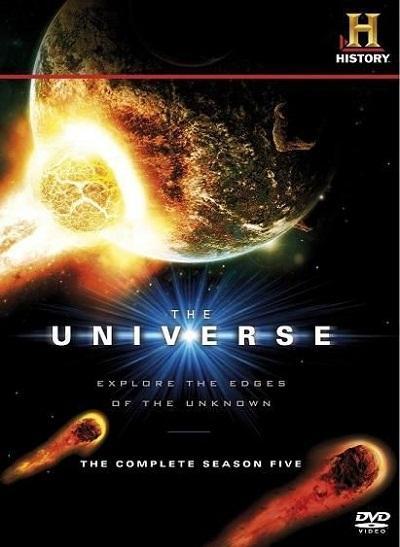 Coleção Digital O Universo Todas Temporadas Completo Dublado