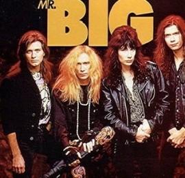 Mr. Big Discografia Completa Todas as Músicas e Discos