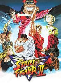 Cole??o Digital Street Fighter Todos Epis?dios Completo Dublado