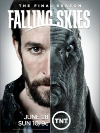 Cole??o Digital Falling Skies Todas Temporadas Completo Dublado