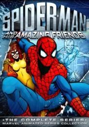 Coleção Box DVD Homem-Aranha e Seus Incríveis Amigos Completo
