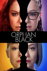 Cole??o Digital Orphan Black Todas Temporadas Completo Dublado