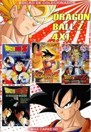 Cole??o Digital Dragon Ball + Z + GT + Kai + Super + Filmes