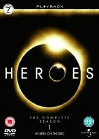 Cole??o Digital Heroes Todas Temporadas Completo Dublado
