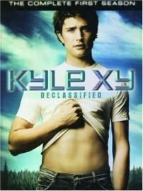 Cole??o Digital Kyle XY Todas Temporadas Completo Dublado