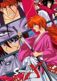 Coleção Digital Samurai X Todos Episódios Completo Dublado