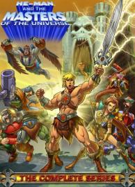 Cole??o Digital He-Man e os Mestres do Universo Completo Dublado