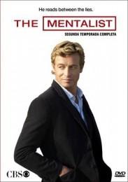 Coleção Box DVD The Mentalist Todas Temporadas Completo Dublado