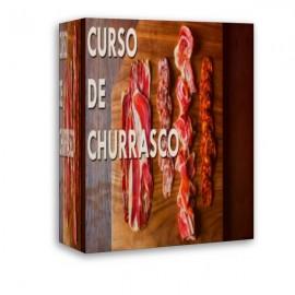Curso de Churrasco Completo em Videoaulas Envio Digital