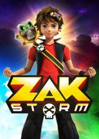 Coleção Digital Zak Storm Completo Dublado