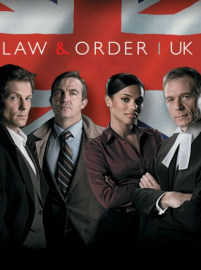 Cole??o Digital Law and Order UK Todas Temporadas Completo Dublado