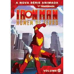 Coleção Digital Homem de Ferro A Nova Série Animada Completo Dublado