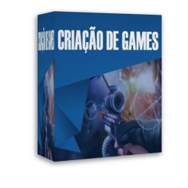 Curso de Criação de Jogos Completo em Videoaulas Envio Digital