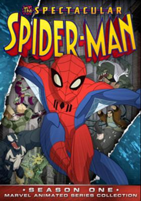 Coleção Digital O Espetacular Homem-Aranha Completo Dublado