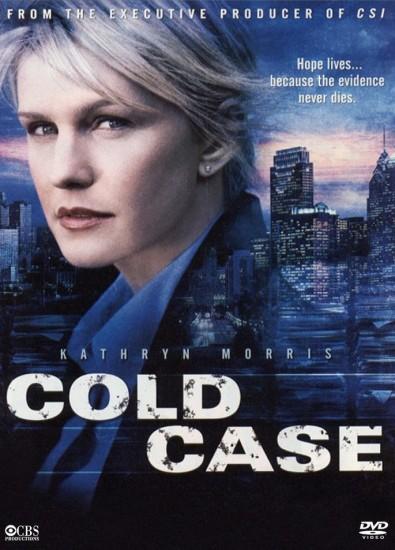 Coleção Digital Cold Case Todas Temporadas Completo Dublado