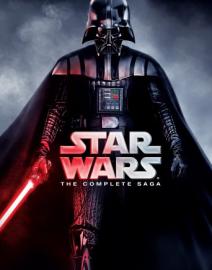 Cole??o Digital Star Wars Todos os Filmes Completo Dublado