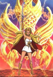 Coleção Digital She-Ra Todos Episódios Completo Dublado