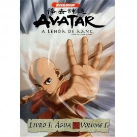 Coleção Digital Avatar a Lenda de Aang Todos Episódios Completo Dublado