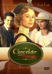Novela Chocolate com Pimenta Todos Capítulos Completos Envio Digital