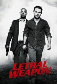 Cole??o Digital Lethal Weapon Todas Temporadas Completo Dublado
