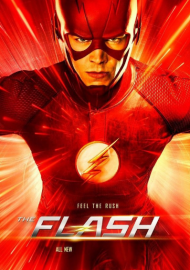 Cole??o Digital The Flash Todas Temporadas Completo Dublado