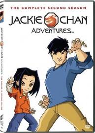 Cole??o Digital As Aventuras de Jackie Chan Completo Dublado
