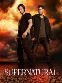 Coleção Digital Supernatural Todas Temporadas Completo Dublado