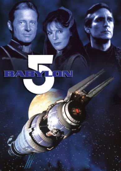 Coleção Digital Babylon 5 Todas Temporadas Completo Dublado