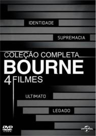 Cole??o Digital Bourne Todos os Filmes Completo Dublado