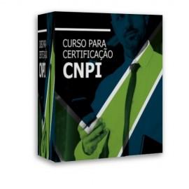 Curso de Certificação CNPI Completo em Videoaulas Envio Digital